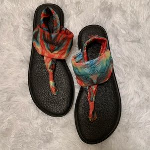 Samuel Yoga Sling Sandals